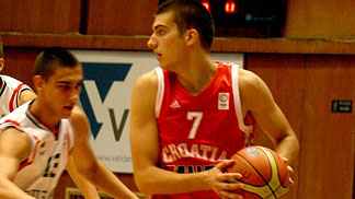 7. Stipe Krstanovic (Croatia)